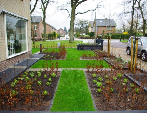 Particuliere tuin 't Harde