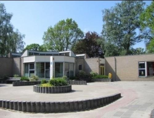 Renovatie Schoolplein De Wegwijzer 't Harde